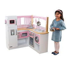 Load image into Gallery viewer, KidKraft Grand Gourmet Corner Kitchen