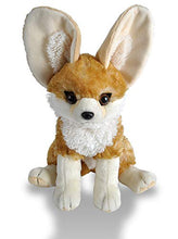 Load image into Gallery viewer, Wild Republic Fennec Fox Plush, Stuffed Animal, Plush Toy, Gifts for Kids, Cuddlekins, 12 Inches