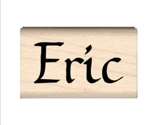 Stamps by Impression Eric Name Rubber Stamp