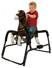Load image into Gallery viewer, Rockin' Rider Legend Animated Plush Spring Horse