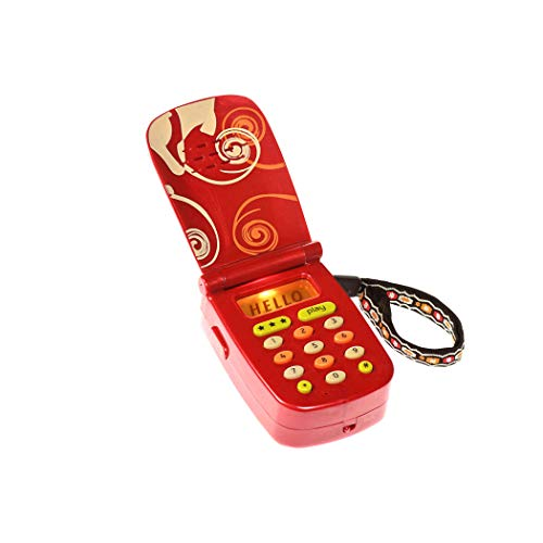 B. Toys â?? Hellophone Toy Cell Phone â?? Kids Play Phone With Light Sounds And Songs â?? Toddler To
