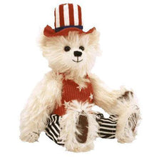 Load image into Gallery viewer, Ty Attic Treasures Uncle Sam Bear