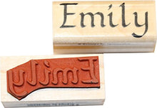 Load image into Gallery viewer, Stamps by Impression Emily Name Rubber Stamp