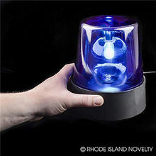 Load image into Gallery viewer, Rhode Island Novelty Blue Police Beacon Light