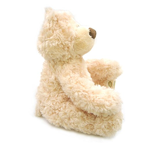 GUND Philbin Teddy Bear Stuffed Animal Plush, Beige, 12""
