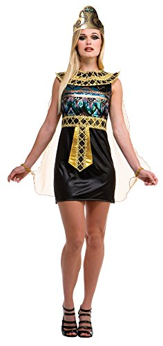 Bristol Novelty AC231 Egyptian Sequin Dress (UK 10 - 14)