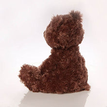 Load image into Gallery viewer, GUND Philbin Teddy Bear Stuffed Animal Plush, Chocolate Brown, 12""