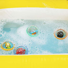 Load image into Gallery viewer, Munchkin Float and Play Bubbles Bath Toy, 4 Count