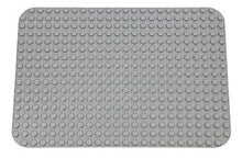 "Load image into Gallery viewer, Strictly Briks Classic Big Briks Baseplate 15"" x 10.5"" Large Building Brick Baseplate 100% Compatible with All Major Brands 