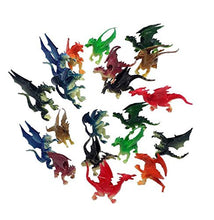 Load image into Gallery viewer, 20 Pieces Mini Dragons 2.5 Inch to 3 Inch