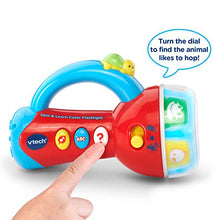 Load image into Gallery viewer, VTech Spin & Learn Color Flashlight