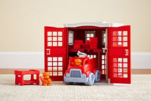Load image into Gallery viewer, Green Toys Fire Station Playset
