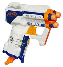 Load image into Gallery viewer, NERF N-Strike Elite Triad EX-3 Toy, Multicolor