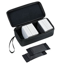 Load image into Gallery viewer, Caseling Case Bag Box For Card Games. Holds Up To 630 Cards. Includes 5 Moveable Dividers.