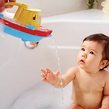 Load image into Gallery viewer, Green Toys My First Tugboat - BPA, Phthalates Free Bath Toys for Kids, Toddlers. Toys and Games