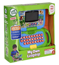 Load image into Gallery viewer, LeapFrog My Own Leaptop, Green