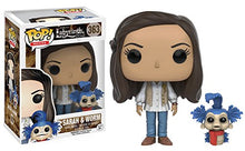 Load image into Gallery viewer, Funko POP Movies: Labyrinth - Sara and Worm Action Figure