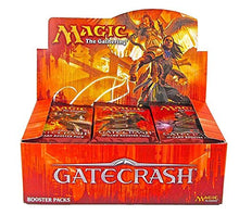 Load image into Gallery viewer, Magic: The Gathering MTG Gatecrash Booster Box - Sealed Box (36 Packs)