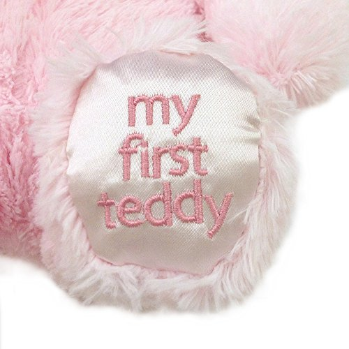 "GUND My1st Teddy Pink 10"" Plush"