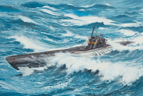 Revell of Germany U-Boat Typ VIIC/41 Plastic Model Kit