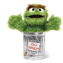 Load image into Gallery viewer, Gund Sesame Street Oscar The Grouch Stuffed Animal