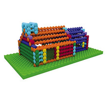 Load image into Gallery viewer, Playstix Deluxe Set Construction Toy Building Blocks 211 Piece Kit