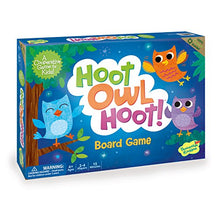 Load image into Gallery viewer, Peaceable Kingdom Hoot Owl Hoot - Cooperative Matching Game For Kids