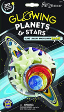 Load image into Gallery viewer, Great Explorations Glow In The Dark Planets & Stars, quantity 30