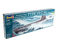 Load image into Gallery viewer, Revell of Germany U-Boat Typ VIIC/41 Plastic Model Kit