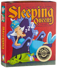Load image into Gallery viewer, Sleeping Queens Card Game, 79 Cards
