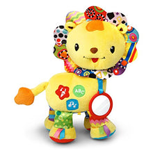 Load image into Gallery viewer, VTech Crinkle & Roar Lion
