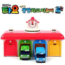 Load image into Gallery viewer, Little Bus Tayo - Bus Depot Center Playset