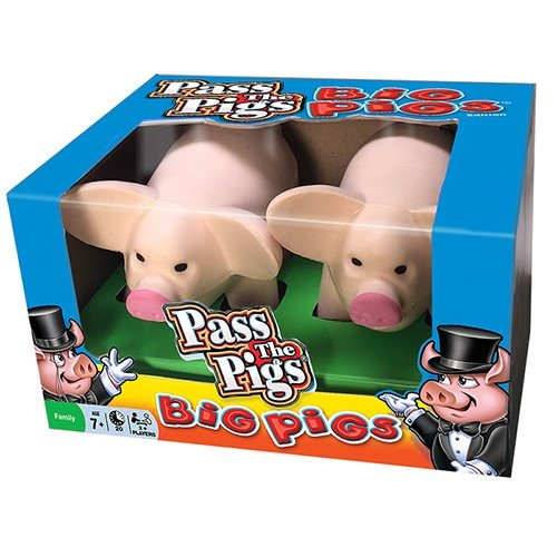 Winning Moves Games Pass The Pigs:  Big Pigs