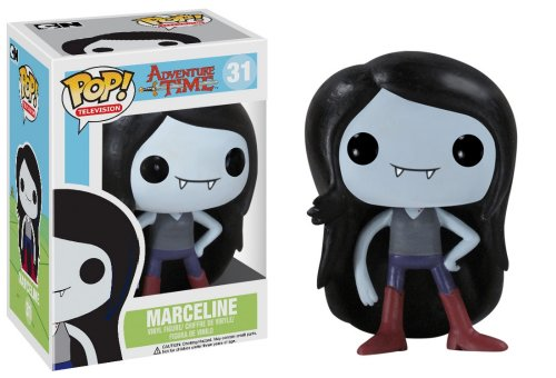 Funko POP Television: Adventure Time Marceline Vinyl Figure