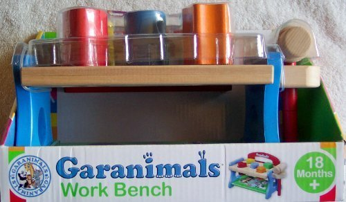 Garanimals Work Bench 18 Months