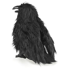 Load image into Gallery viewer, Folkmanis Raven Hand Puppet