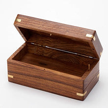 Load image into Gallery viewer, Bits and Pieces - The Secret Enigma Gift Box - Wooden Brainteaser Puzzle Box
