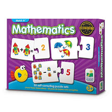 Load image into Gallery viewer, The Learning Journey Match It! Mathematics - STEM Addition and Subtraction Game - Helps to Teach Early Math Facts with 30 Matching Pairs - Preschool Games & Gifts for Boys & Girls Ages 3 and Up