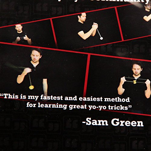 Quick Trick Yo-Yo Tutorial DVD with Instructor Sam Green