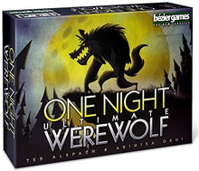 Load image into Gallery viewer, Bezier Games One Night Ultimate Werewolf