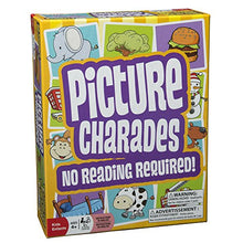 Load image into Gallery viewer, Outset Media Picture Charades for Kids - No Reading Required! - an Imaginative Twist on a Classic Game Now for Young Children