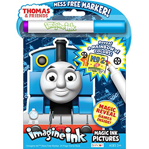 Bendon 26042 Thomas and Friends Imagine Ink Magic Ink Pictures