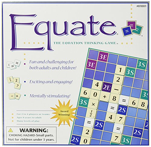 Conceptual Math Media Equate: The Equation Thinking Game