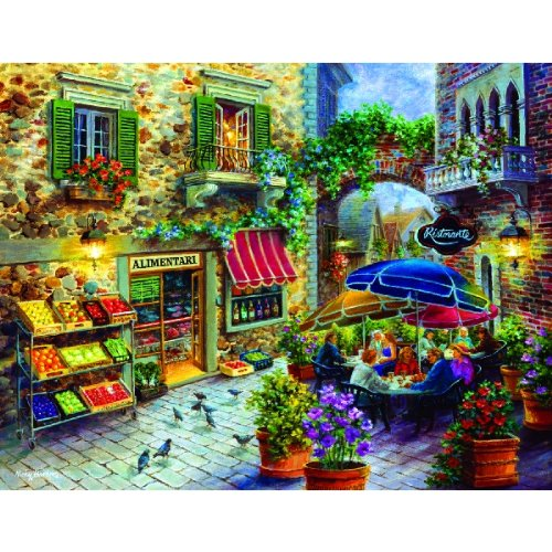 Contentment 1000 pc Jigsaw Puzzle by SunsOut
