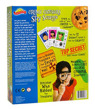 Load image into Gallery viewer, Scientific Explorer Scientific Explorer Crime Catchers Spy Science Kit Kids Science Kit