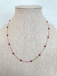 Gemstone Satellite Chain