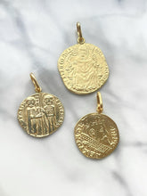 Load image into Gallery viewer, Ancient Roman Coin Charm