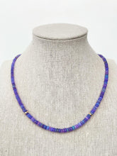 Load image into Gallery viewer, Ethiopian Violet Opal Necklace