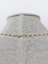 Load image into Gallery viewer, Baby Pearl Chain Necklace