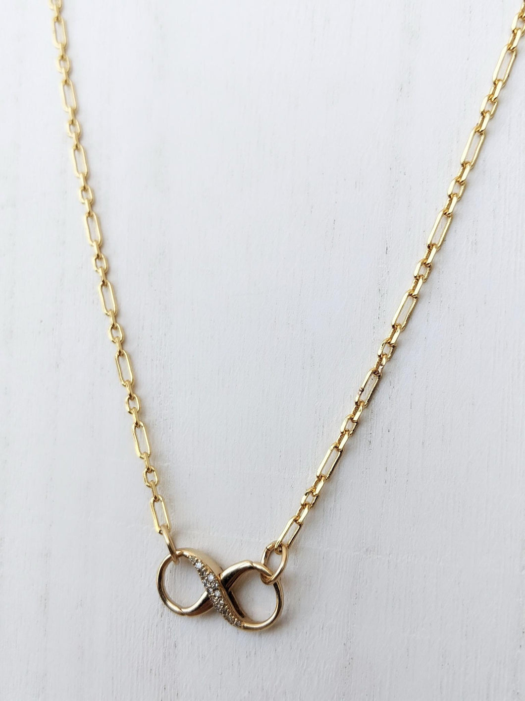 Open Loop Vintage Style Chain